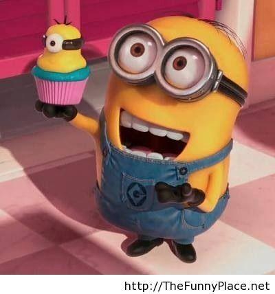 Happy minions picture