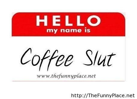 Hello coffee wallpaper