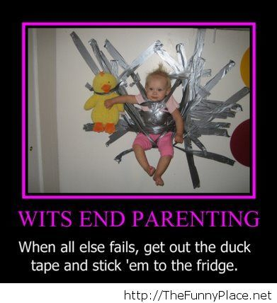 How to chill your kid funny picture