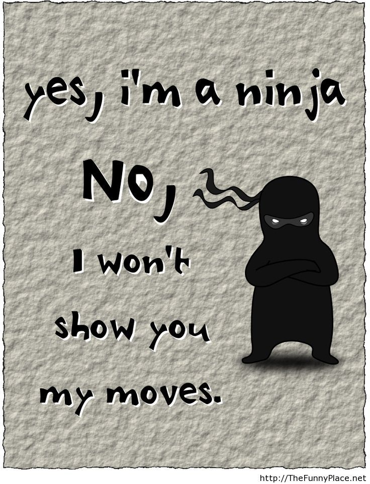 Tagged Fun Ninja Funniest Ninja Funny Ninja Ninja Ninja Saying Ninja Sayings Ninjas Sayings