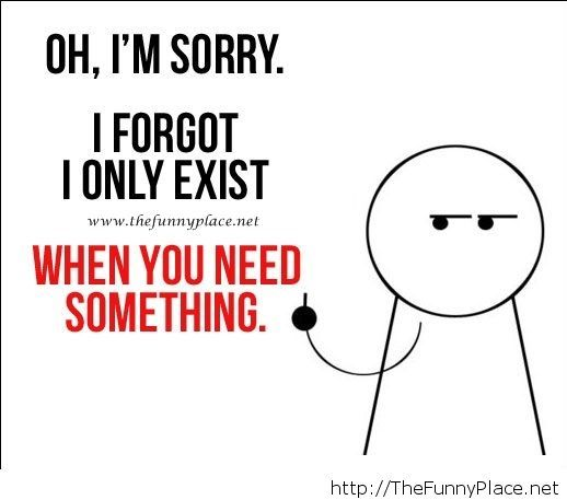 I'm sorry saying and quote