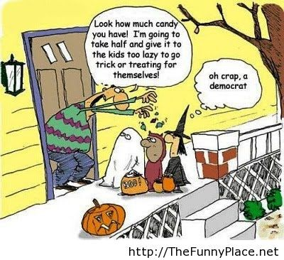 Joke for halloween