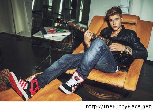 Justin Bieber november 2014