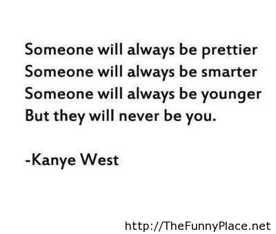 Kanye West new quote 2013