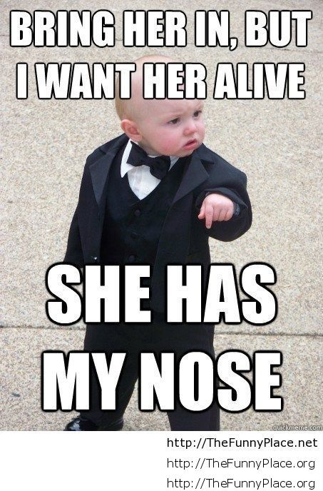 Little baby meme is very funny!