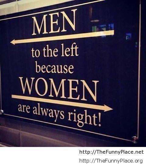 Men Vs Women Funny Quotes: Men Vs Women Arguing