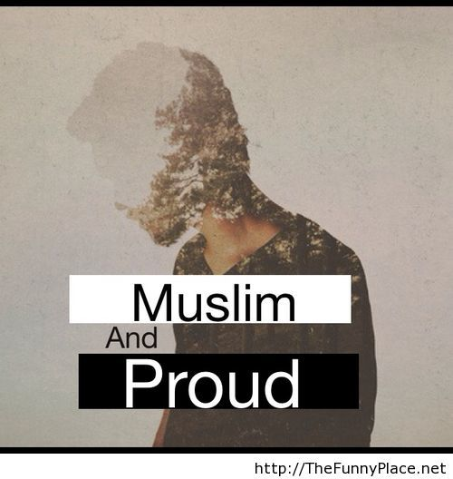 Muslim amazing wallpaper with saying