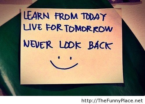 never look back quotes – TheFunnyPlace