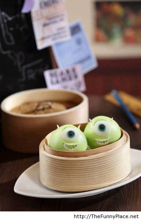New food in Disney