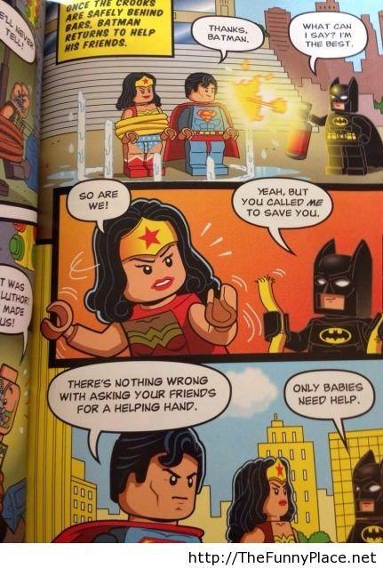 Proof Batman