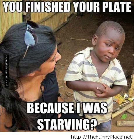 Skeptical Third World Kid 2014