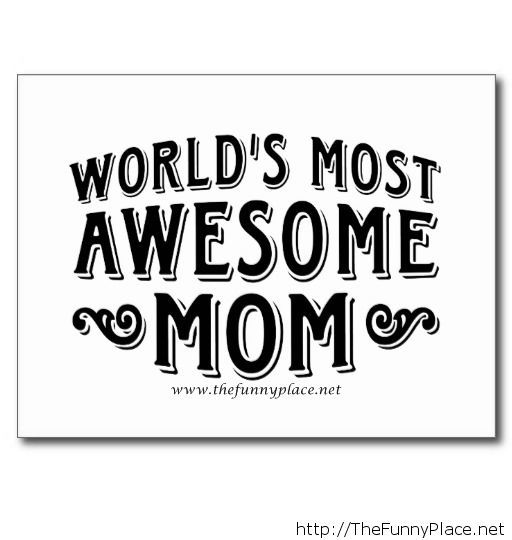 Special for my mom quote