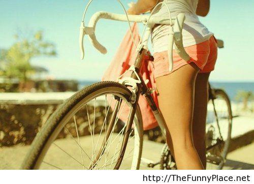 That awesome bike...