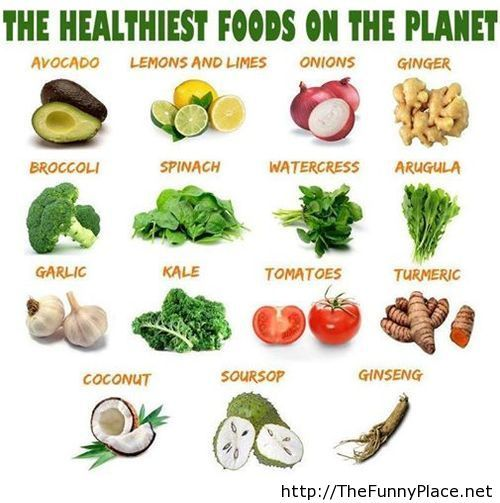 The healthiest food on the planet