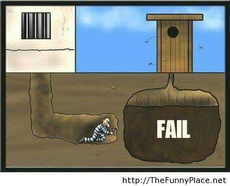This is the real fail in life