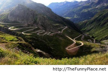 Transfagarasan Romania, the incredible road