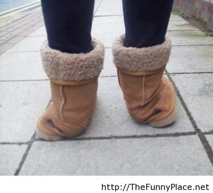 Winter is coming and I hate this boots