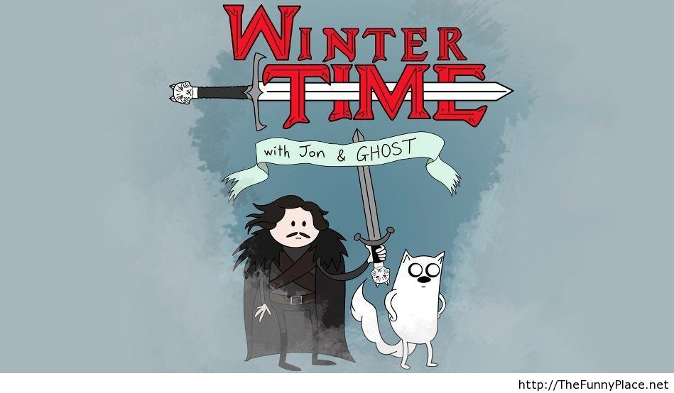 Winter time is coming