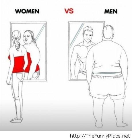 Women vs men new funny