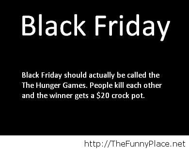 Black friday 2013 quote