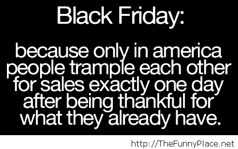 Black friday today