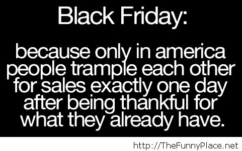Black friday today
