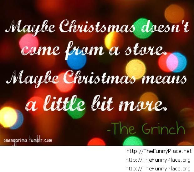 Christmas awesome quote 2013 2014