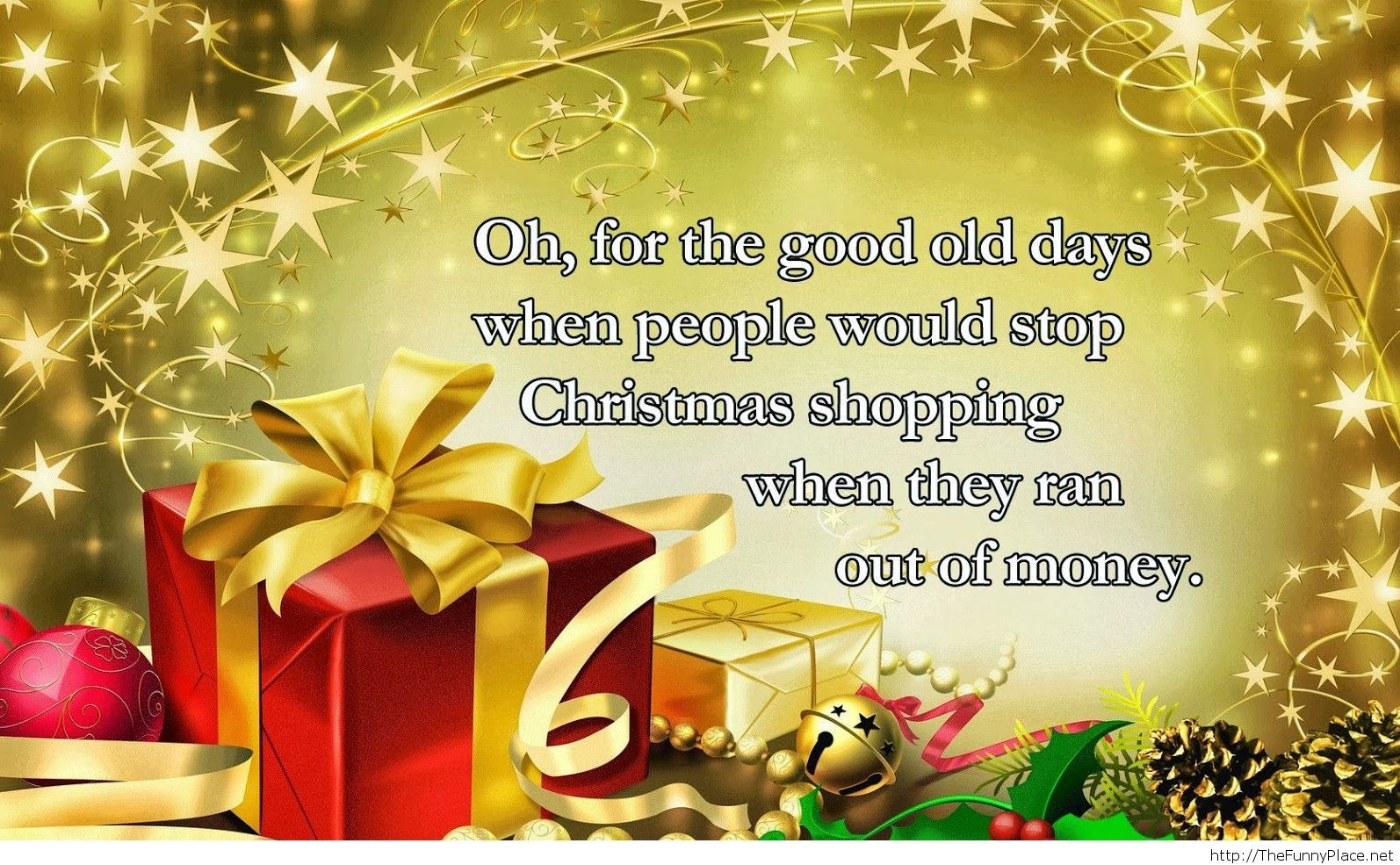 Quotes For Christmas Best Christmas Quote  Thefunnyplace