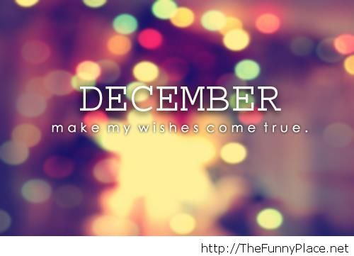 December motivational quote