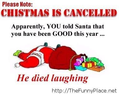 Funniest quote december 2013