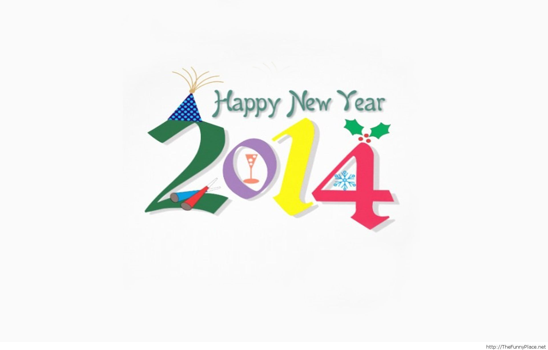 Top happy new year 2014