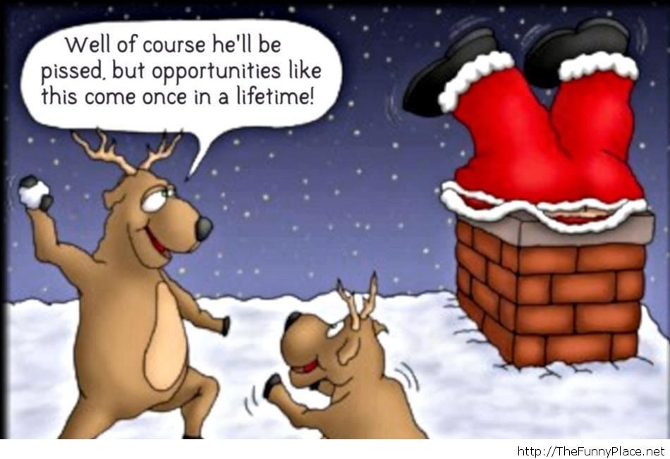 funny christmas cartoon – TheFunnyPlace