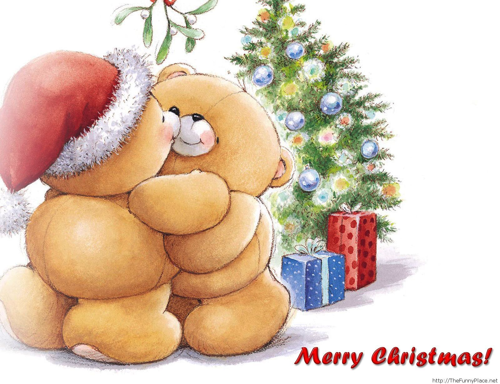 Funny merry christmas picture