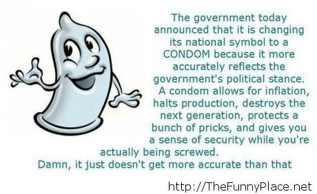 Government status funny