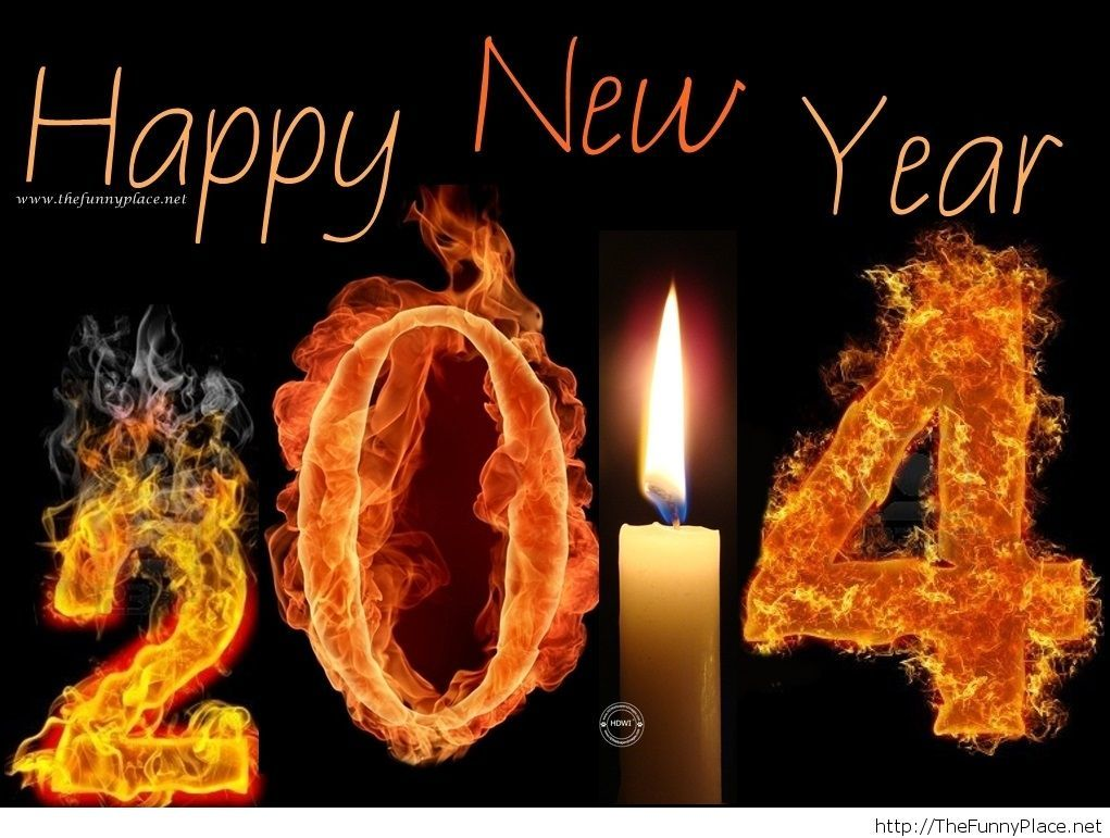 Happy new year 2014 amazing wallpaper