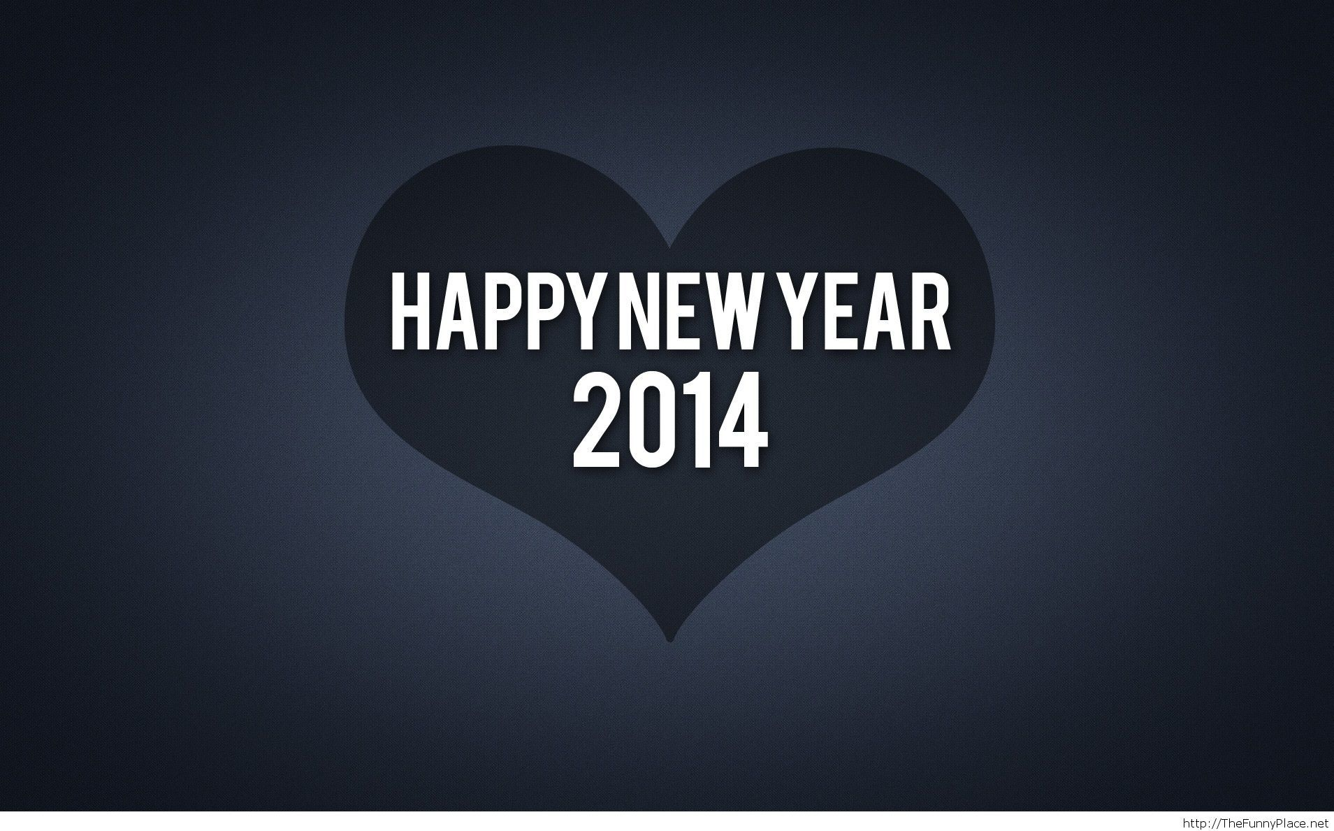 Happy new year 2014 love wallpaper