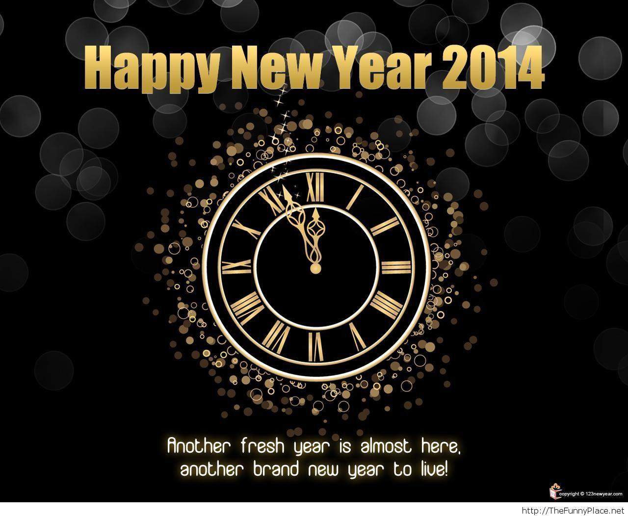 Happy new year 2014 new quote