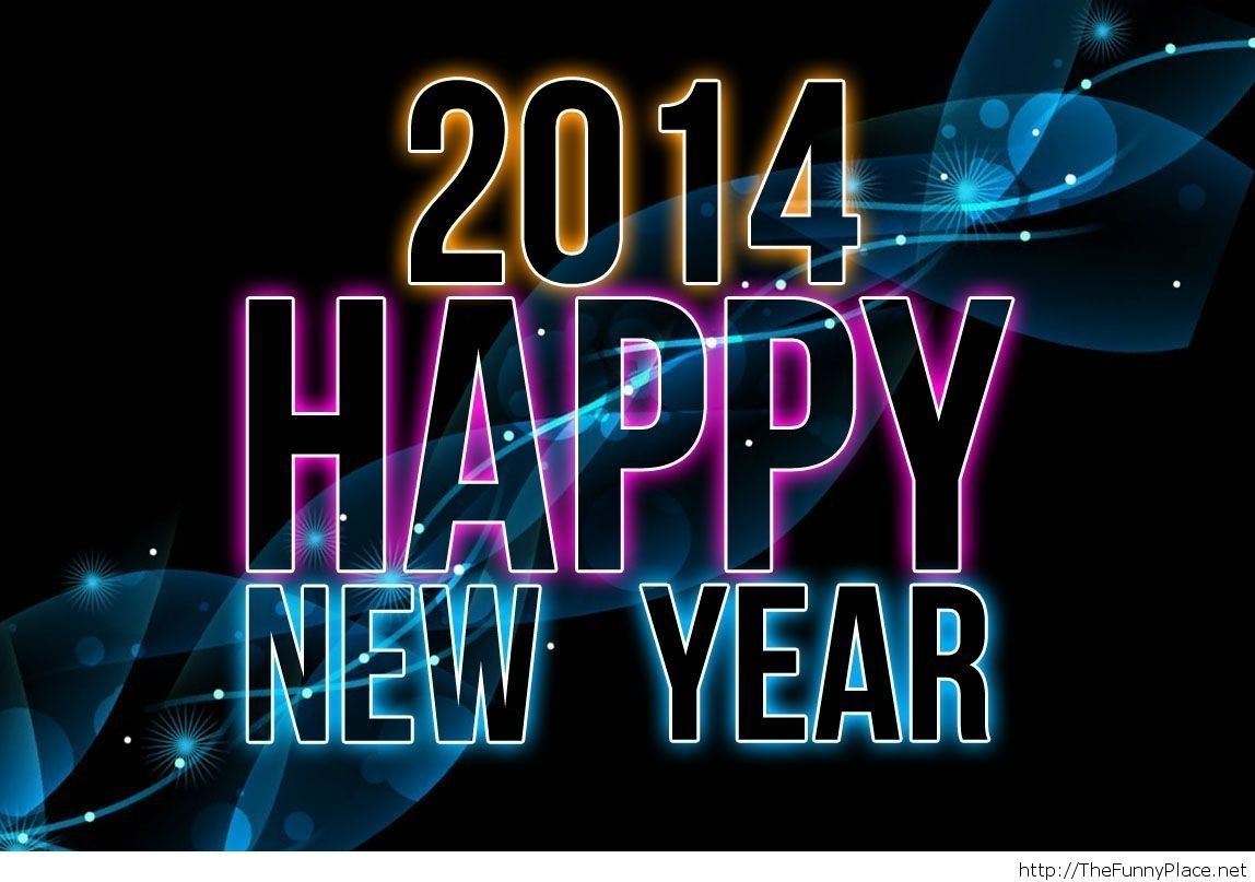 Happy new year 2014 wallpaper Funny