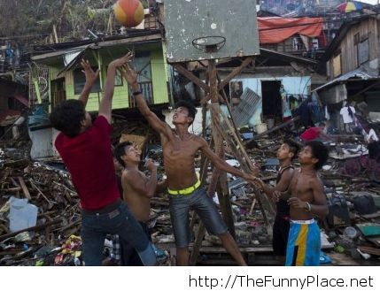 Hope in one picture, Philippines