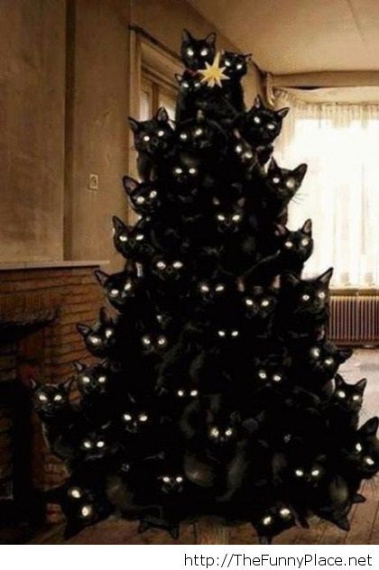 Horrible christmas tree