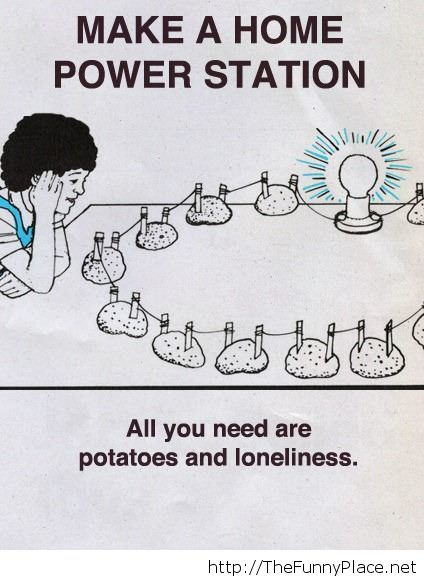 How to made a power station