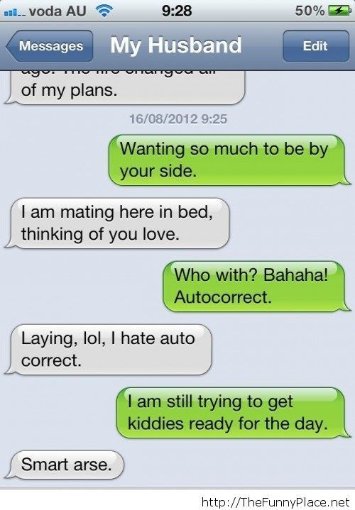 Husband funny conversation