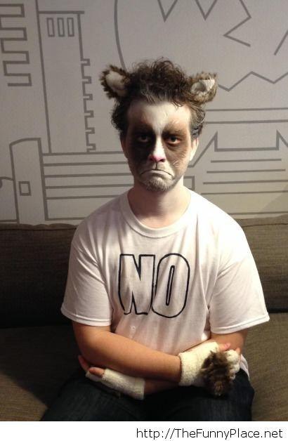 It was awful last halloween