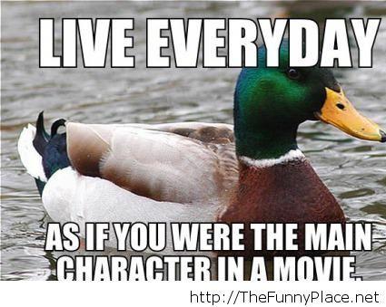 Live everyday motivational