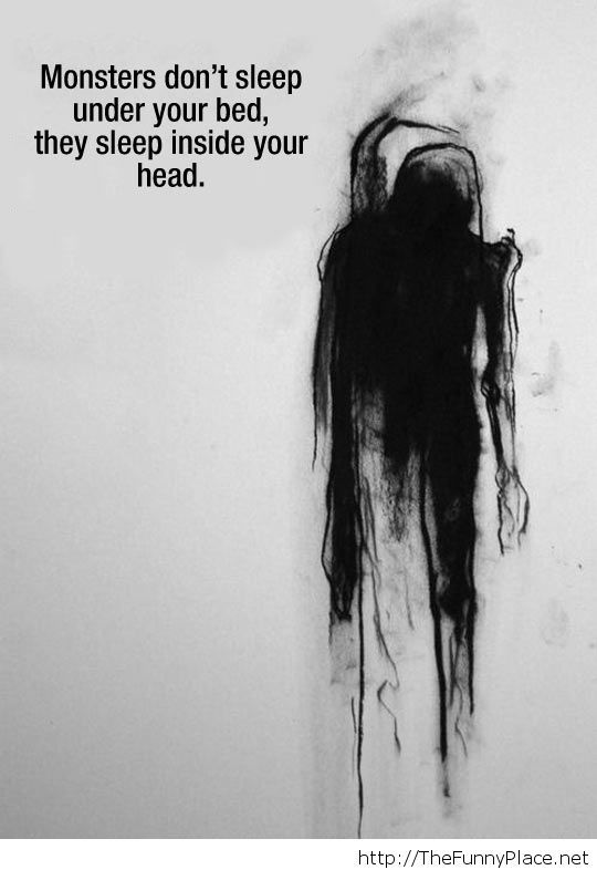 Monsters under your bed