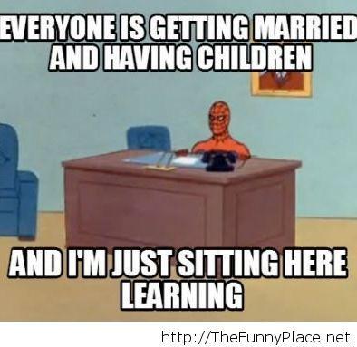 My feeling as a university student
