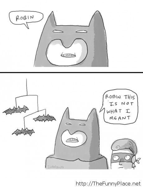 No one like Robin