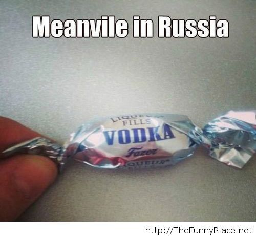 Russia is funny