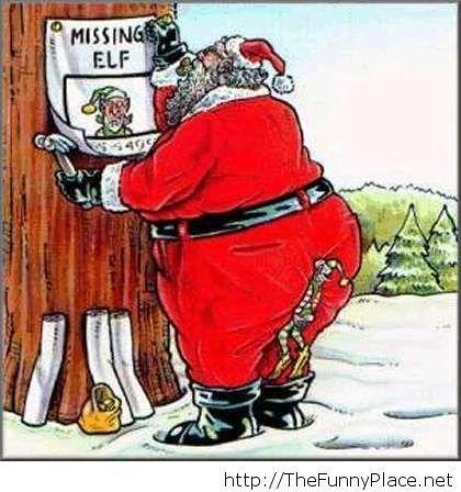 Santa Claus 2013 funny
