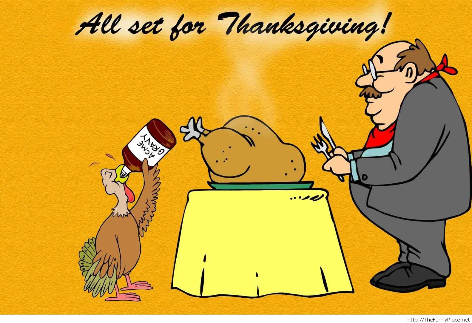 Thanksgiving funny saying